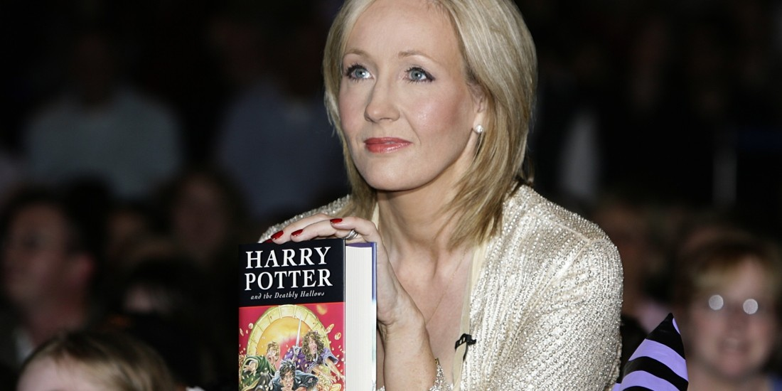 JK Rowling Book Signing - London