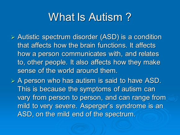 What+Is+Autism